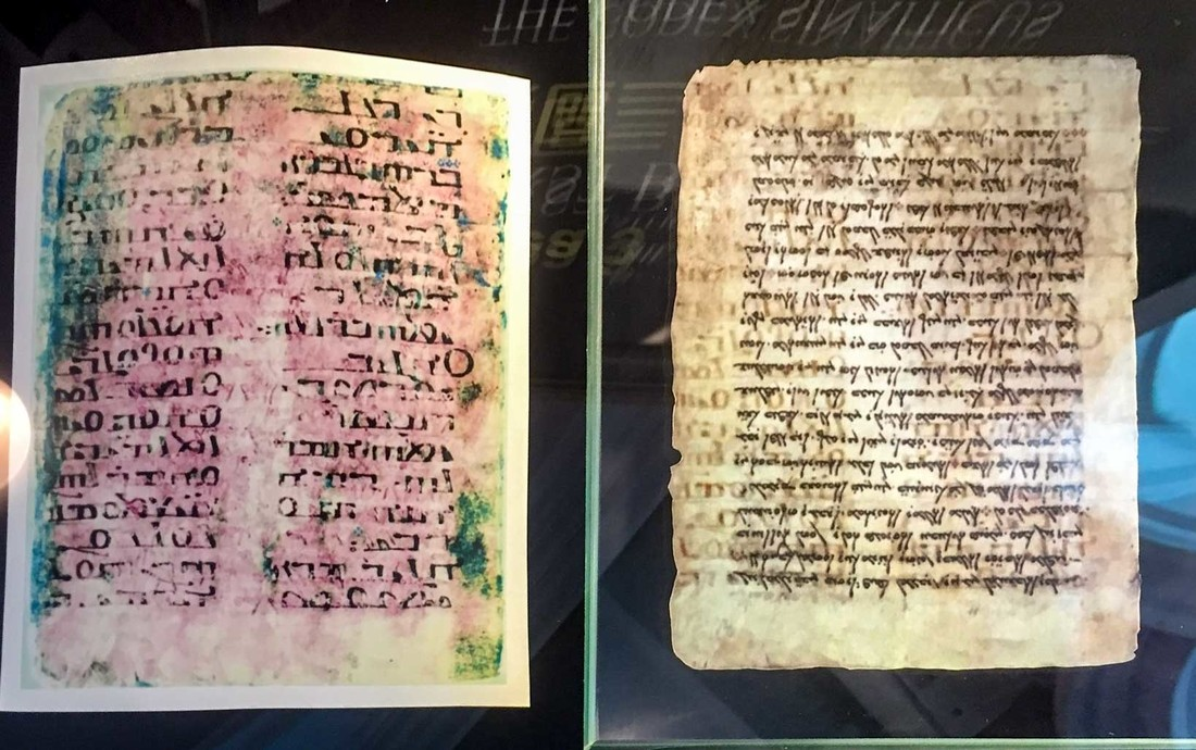 Codex Climaci Rescriptus